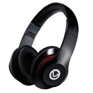 Volkano Falcon Series Black Headphones - VB-VF401-B