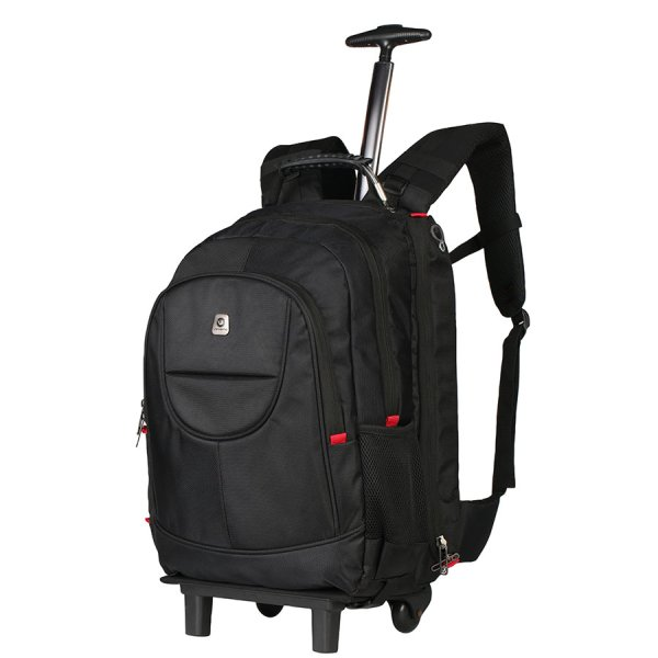 Volkano Drifter Series Trolley Backpack - VB-VL-1022-BK