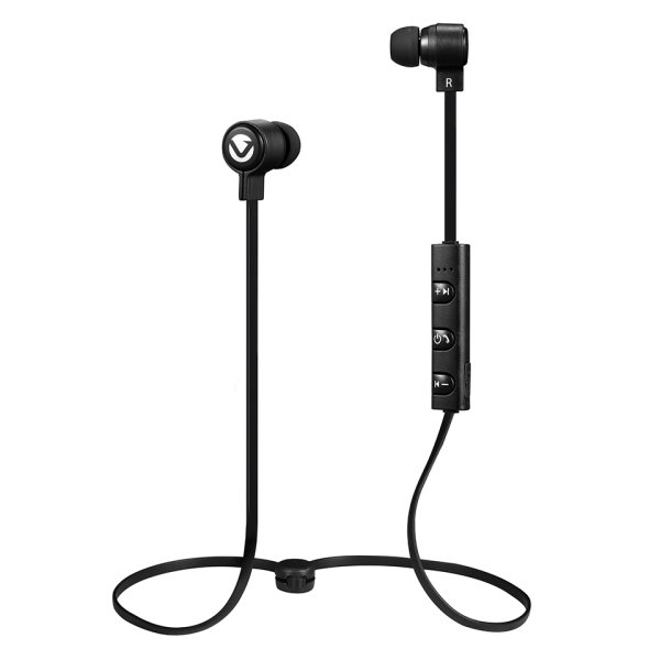Volkano Rush Series Bluetooth Earphones - VBS-201-BK