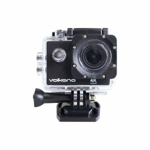 Volkano Extreme Series Action Camera - VK-10005-BK