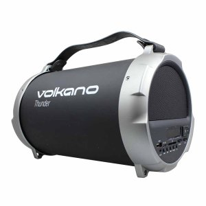 Volkano Thunder Series Bluetooth Speaker - VK-3029-BK