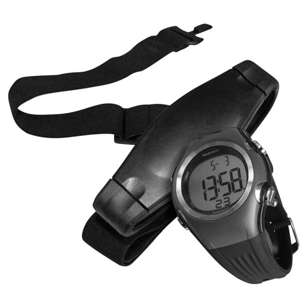 Volkano Active Series Heart Monitor - VK-5006-BKGR