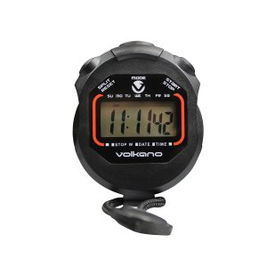 Volkano Timed Series Sports Stopwatch - VK-5007-BK