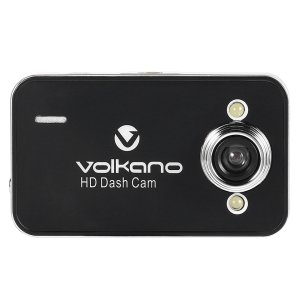 Volkano Street Series Dashcam - VS-000-BK