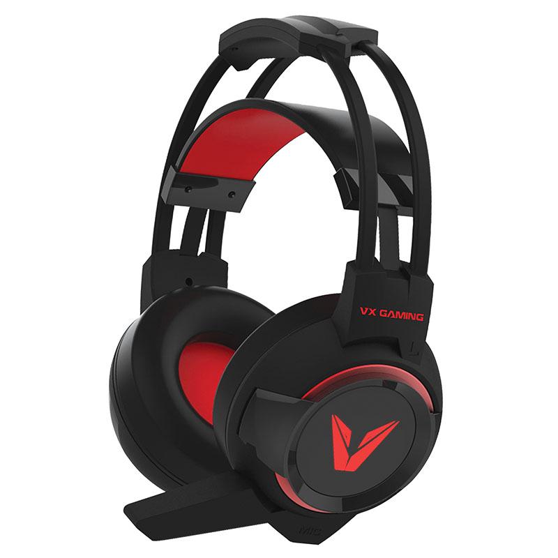 03476d94e7e VX Gaming VX-106-BK Team Series 5-in-1 Gaming Headset - PC / Console ...
