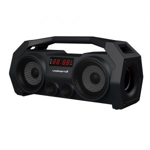VolkanoX Supersonic Bluetooth Wireless Speaker - VK-3035-BK