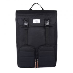 Volkano Oxford Series Laptop Satchel - VK-7050-BK