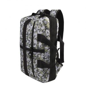 Volkano Storm Series Hybrid Backpack - VK-7061-GRWT